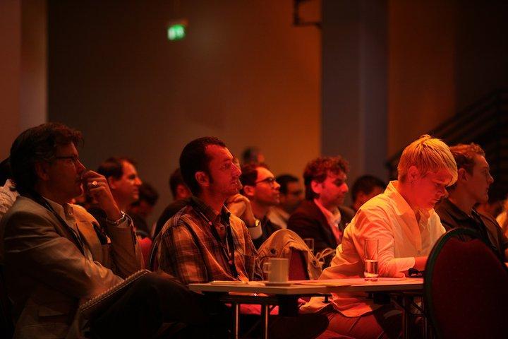 Nick Weisser beim ConversionCamp in Frankfurt