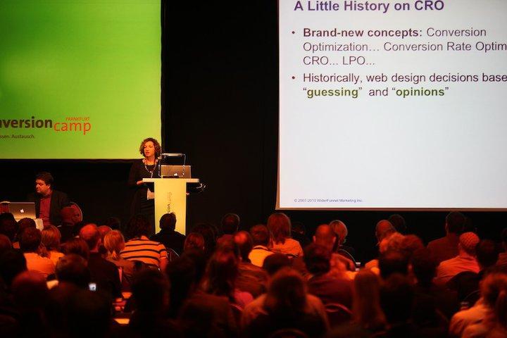 Keynote von Raquel Hirsch
