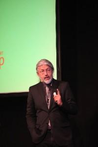 Keynote von Joachim Graf
