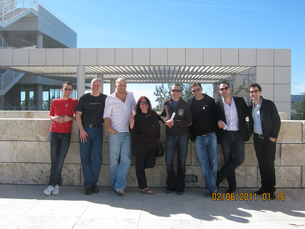 Magento Community im Getty Center