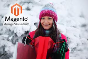 Magento E-Commerce Platform für Wachstum