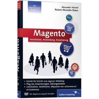 Magento Installation, Anwendung und Erweiterung