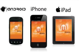Magento Mobile auf Android, iPhone und iPad