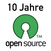 10 Jahre Open Source bei Openstream