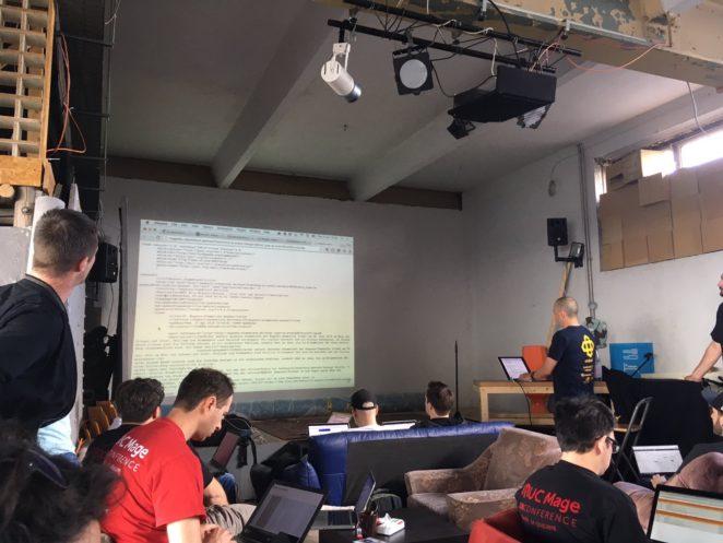 Magento Hackathon Leipzig 2016