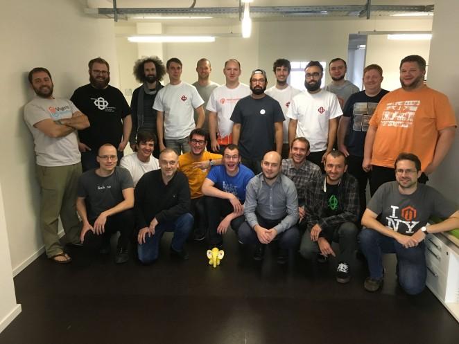 Magento Hackathon Zurich 2015