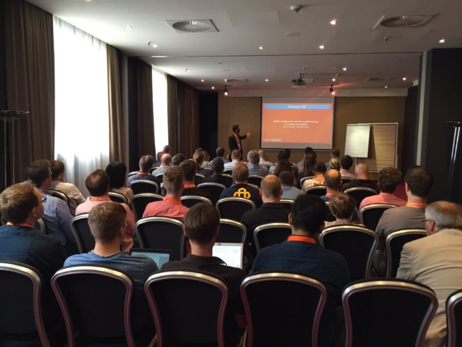 Sylvain Rayé Meet Magento Germany 2016