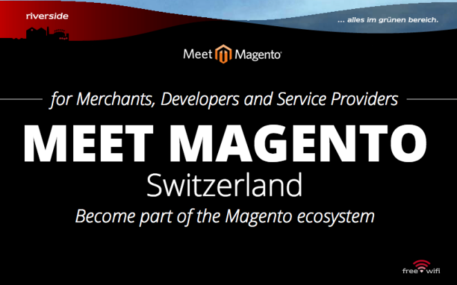 Meet Magento Switzerland