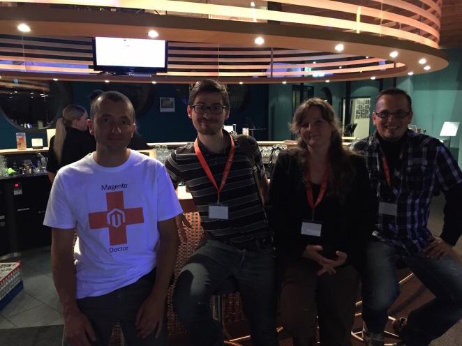 4 Openstream Core Members