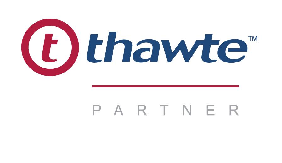 SSL-Zertifikat Thawte 123 – Openstream