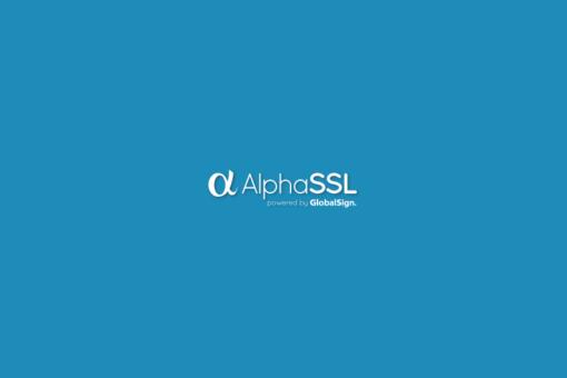 AlphaSSL Zertifikat