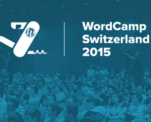 WordCamp Switzerland 2015