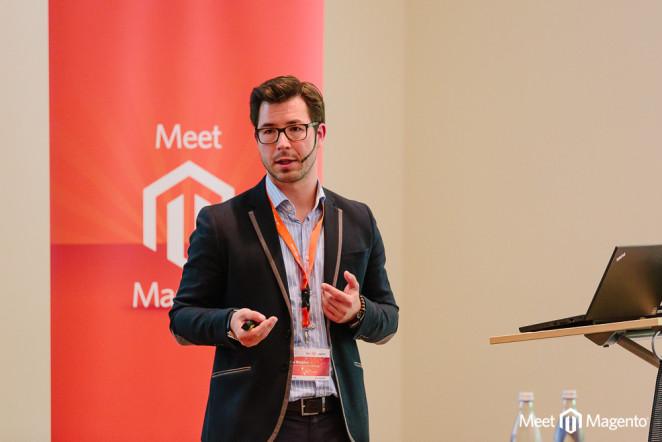 Max Richter Meet Magento 2015