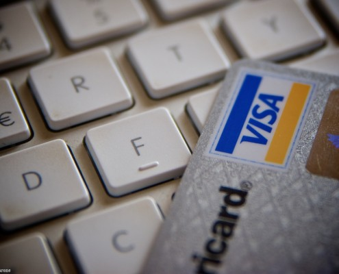 Bild einer Geldkarte