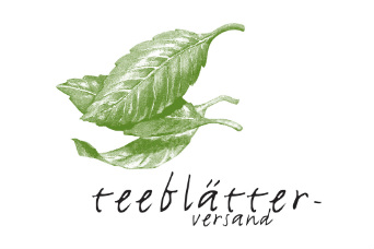Teeblaetter Versand Logo