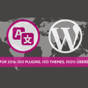 Global WordPress Translation Day 2016