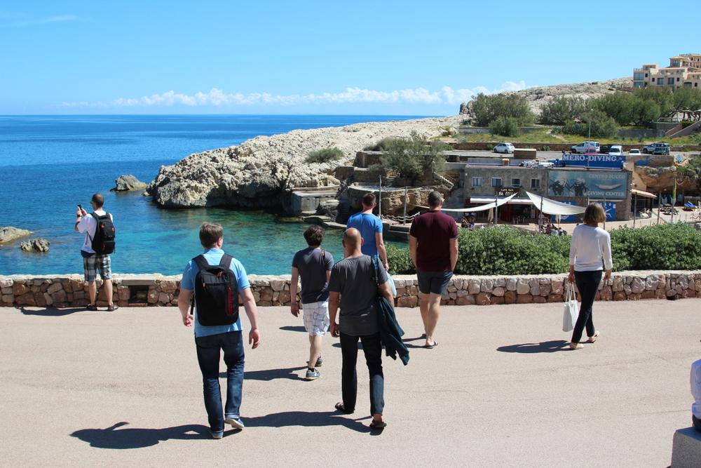 Openstream Team Meetup Mallorca