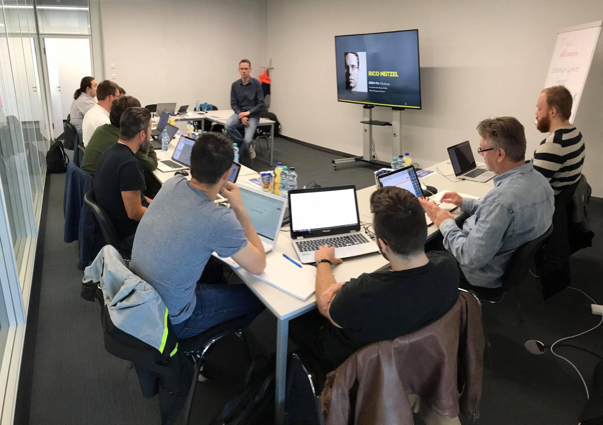 Magento 2 Backend Developer Training in Zürich – Openstream